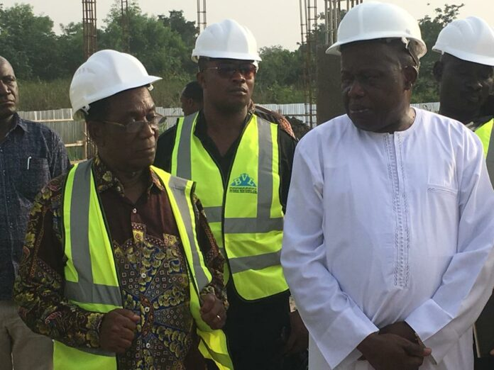 Photo of Yankah Lauds Infrastructural Expansion At UEW