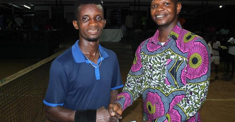 Photo of Friday Night Tennis Challenge: Benjamin Fumi Beats Clement Alisi To Reach The Semi Finals