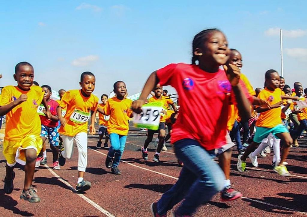 Photo of Children Gear Up For 2020 Accra Kiddy Mile Races On March 14