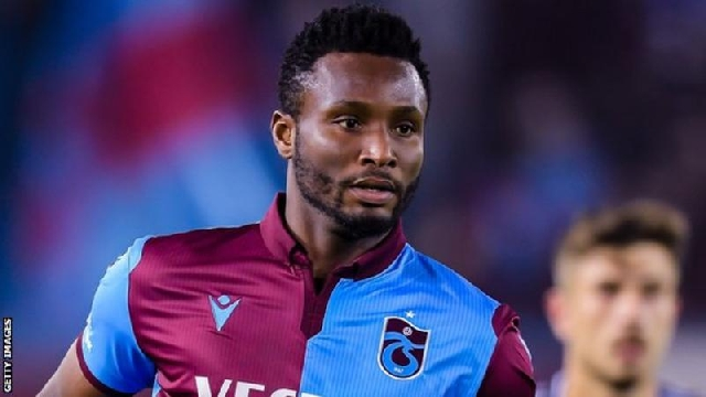 Photo of Trabzonspor Condemn Racial Abuse Of Mikel