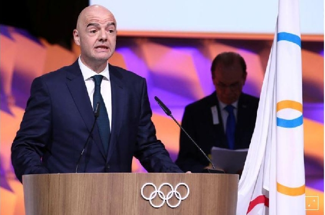 Photo of Infantino Wants Afcon Every 4 Years