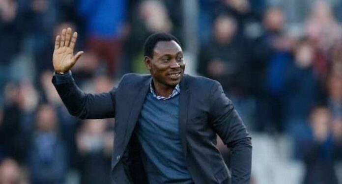 Photo of Nigeria Appoints Amokachi As Football Ambassador