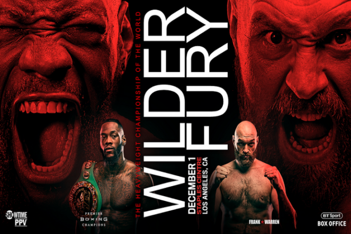 Photo of Wilder Is A One-Dimensional Fighter- Fury