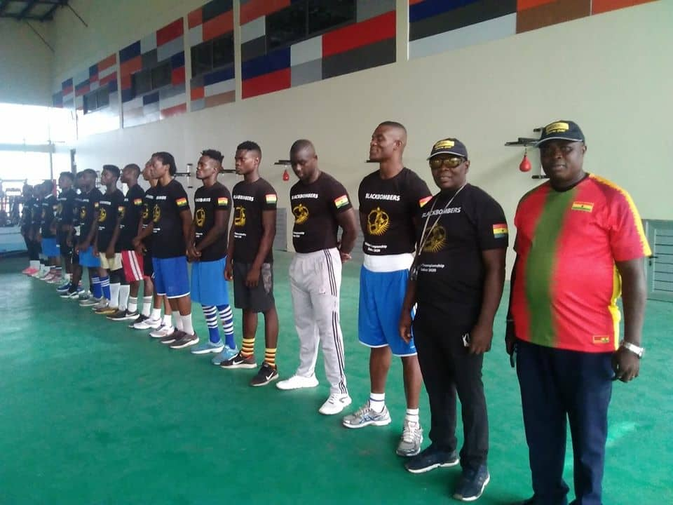 Photo of Black Bombers Assure Nation Of Qualification To Tokyo 2020