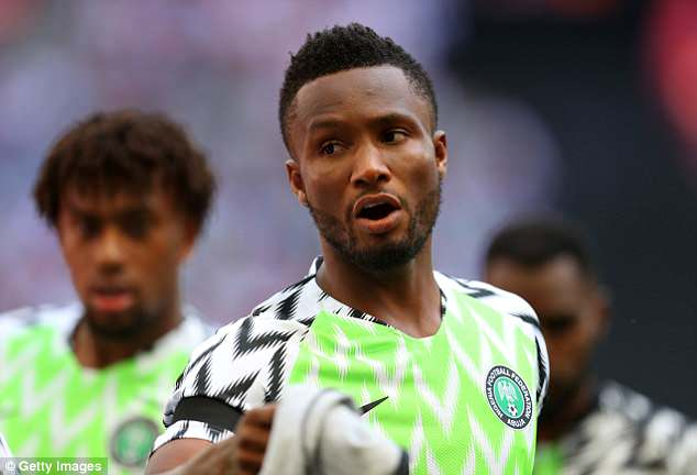 Photo of Racism: Mikel In Tears After Family Abuse