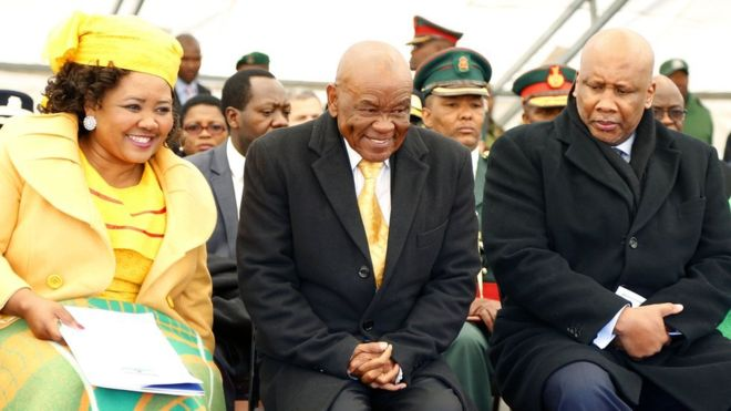 Photo of Lesotho's PM To Be Charged With Murdering His Wife