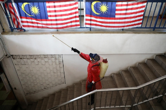 Photo of Malaysia Extends Lockdown