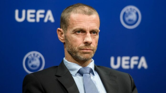 Photo of UEFA PRESIDENT BOMBSHELL: Liverpool Will Not Be Premier League Champions If Season Ends Prematurely
