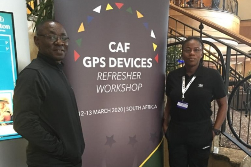 Photo of Black Stars Assistant coach Attends Workshop in South Africa