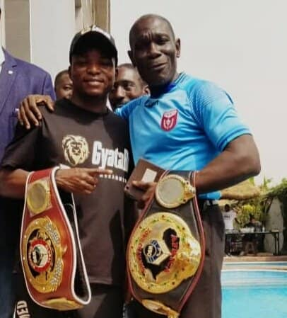 Photo of Wasiru Mohammed to Move Up In WBO Ratings