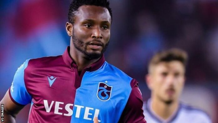 Photo of Coronavirus: John Mikel Obi Leaves Trabzonspor After Expressing Fears