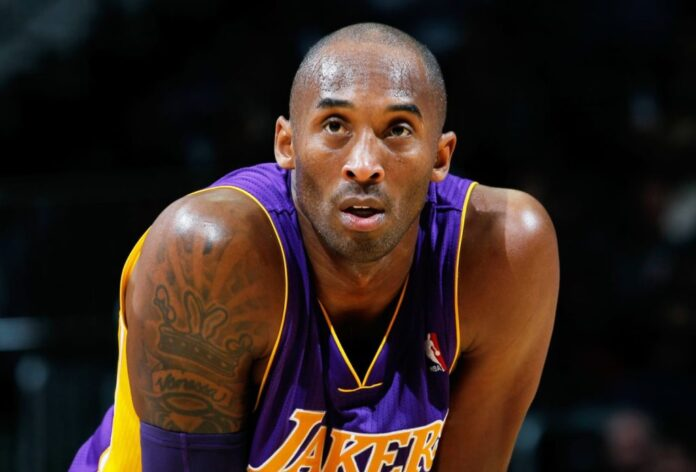 Photo of Kobe Bryant Inducted Into Basketball Hall Of Fame