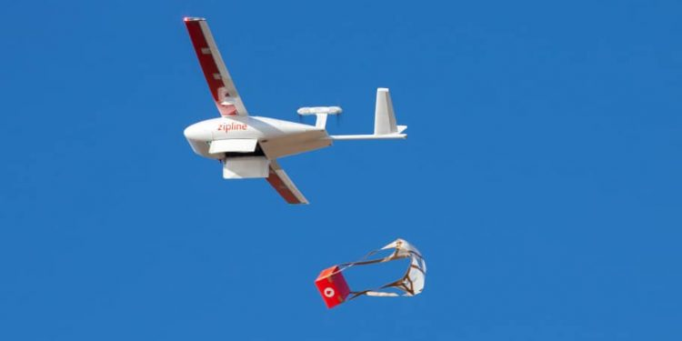 Photo of COVID-19: Drones Transporting Samples For Testing – Akufo-Addo