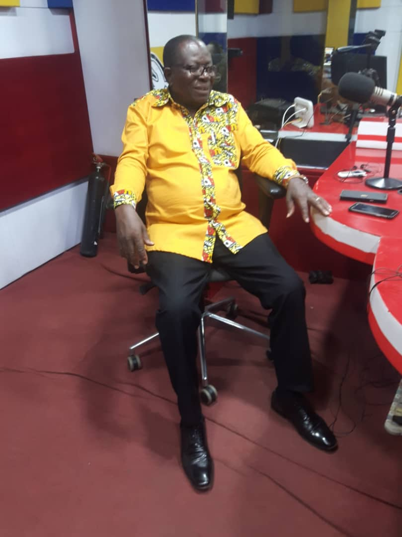 Photo of Stop All Appointments To Save GFA And Government Finacially-Abbey Pobee Tells GFA