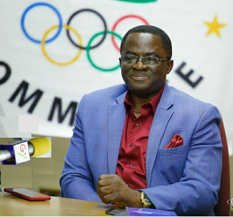 Photo of Take A Break Or Train Alone At Home – GOC President Advises National Athletes