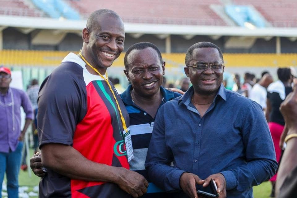 Photo of Ben Nunoo Mensah Urges Sports Federation Presidents To Show Love And Leadership