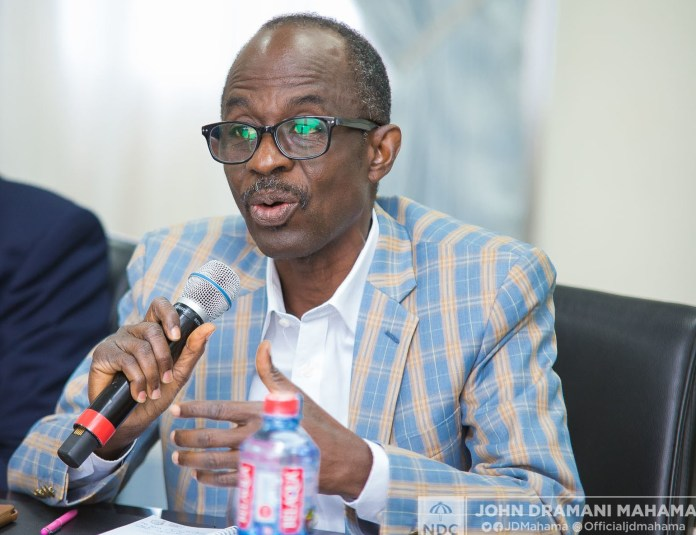 Photo of Akufo-Addo's governance worse than military regime – Asiedu Nketia
