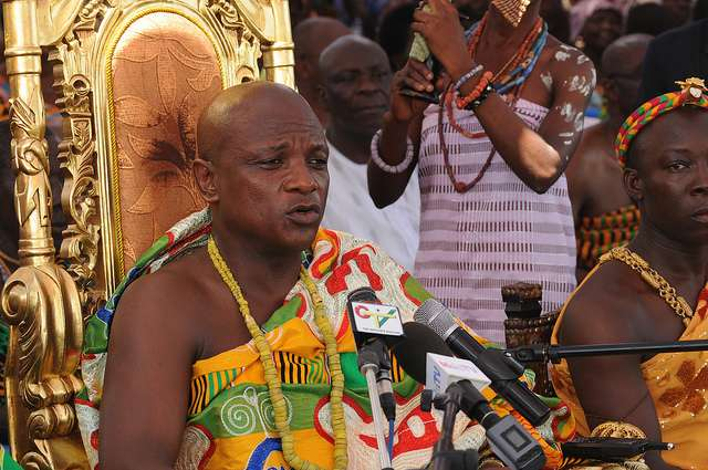 Photo of Don't disenfranchise Ghanaians – House of Chiefs tells EC