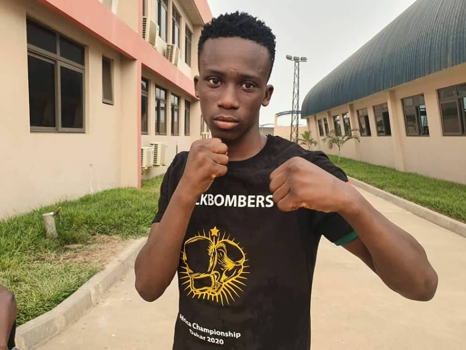 Photo of Takyi (The Ring Warrior) Joins Fight Against Covid-19