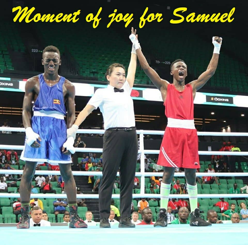 Photo of Samuel Takyi Engrossed On Becoming A Boxing Legend