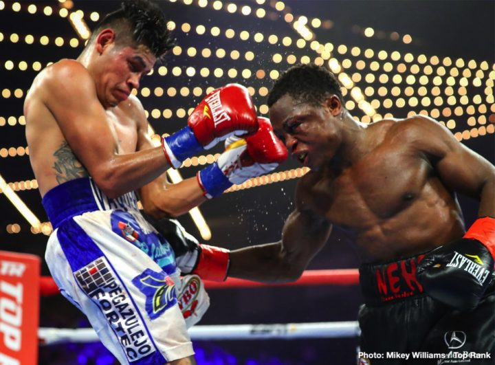 Photo of Emmanuel Navarrete Versus Isaac Dogboe 3; What Is Your Take?