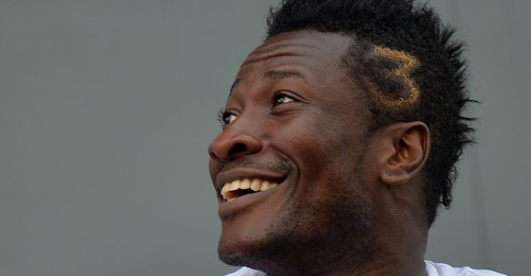 Photo of Asamoah Gyan To Revive Colts (Juvenile) Football.
