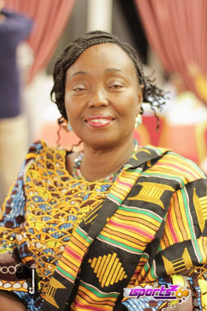 Photo of GOC Women's Commissioner Wishes Women In Sports 'Happy Mother's Day 2020