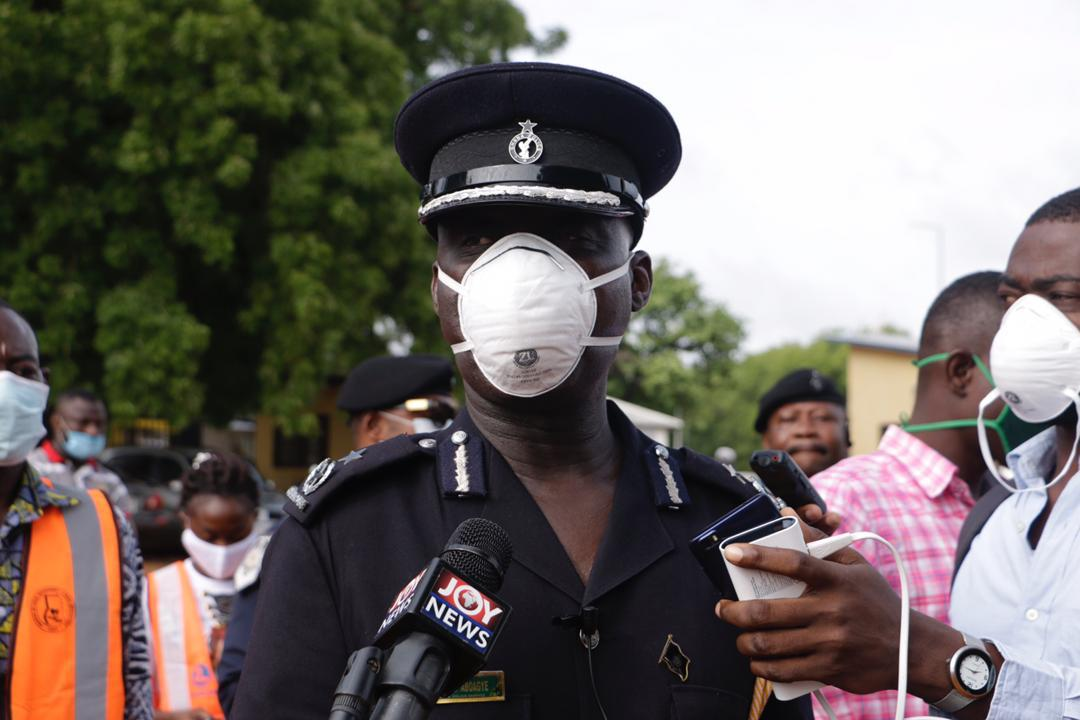 Photo of Disinfection Exercise Will Boost Our Morale to work harder…DCOP Nyarko