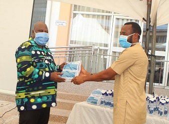 Photo of COVID-19: 70,000 Nose Masks To Be Distributed To Residents In Accra