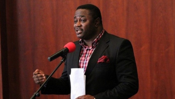 Photo of 'EC's Requirements For New Register Senseless' –NDC
