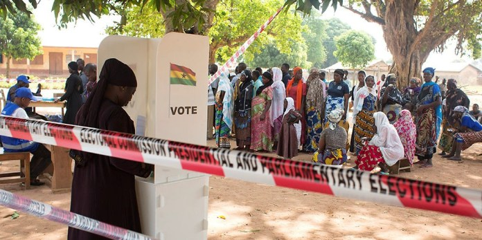 Photo of Over 800,000 voters in Volta and Oti in danger of being disenfranchised
