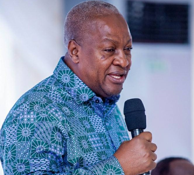 Photo of 'Freedom and Justice' are in short supply in Ghana – Mahama