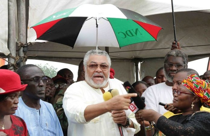 Photo of Be transparent to prevent unnecessary suspicion – Rawlings tells EC