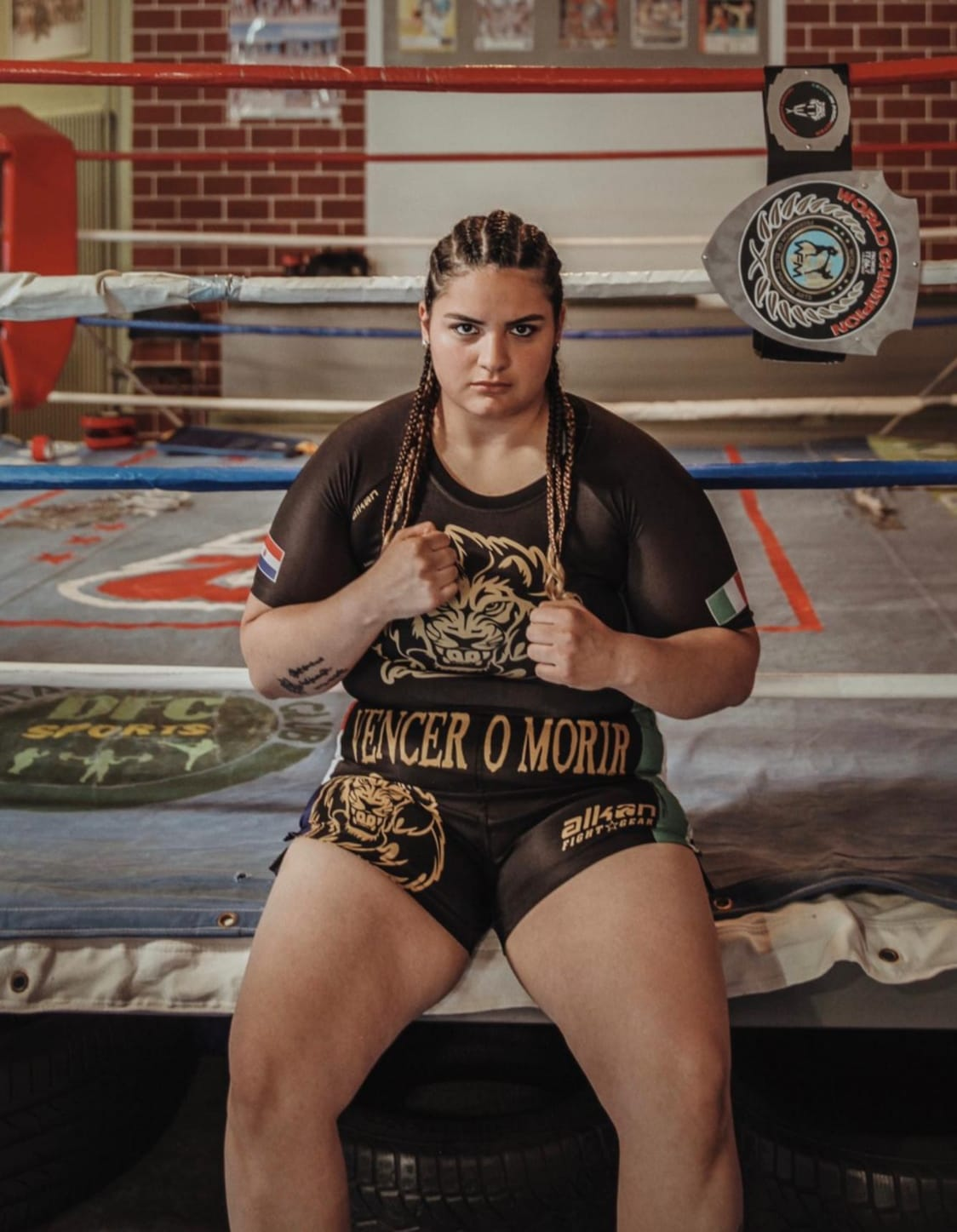 Photo of Diana Tursi Promises Ghanaians A Spectacular Boxing Show
