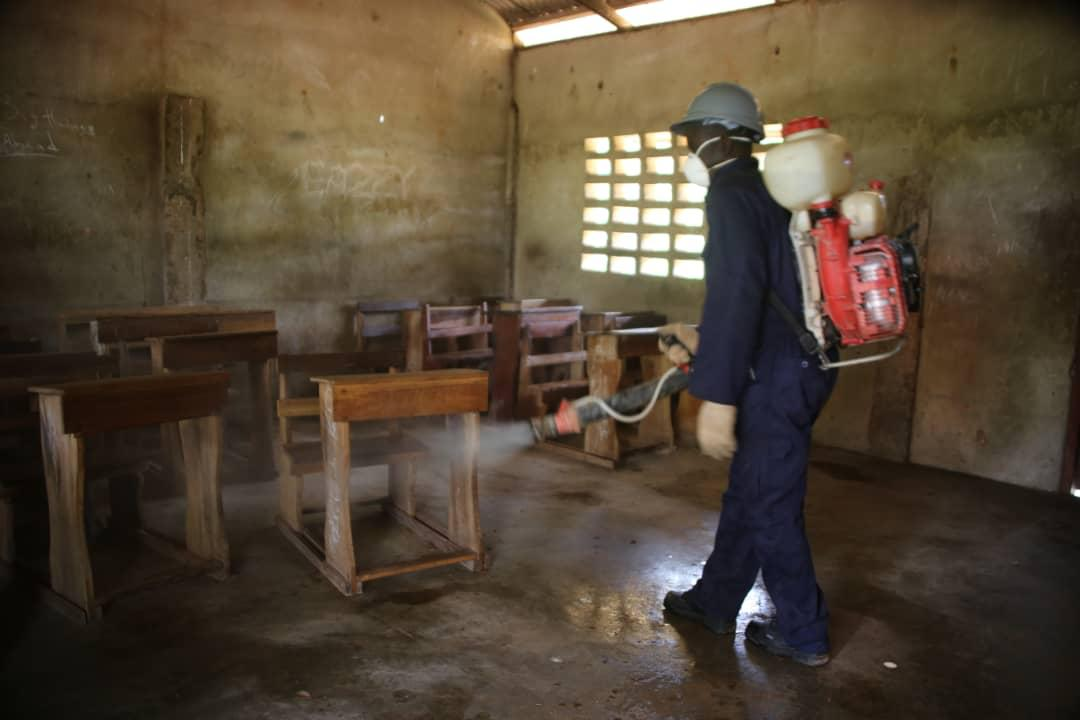 Photo of Govt Commended For Disinfecting Basic Schools In Savannah Region