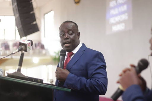 Photo of Covid-19: Erring pastors won't be protected'– Rev Prof Frimpong Manso
