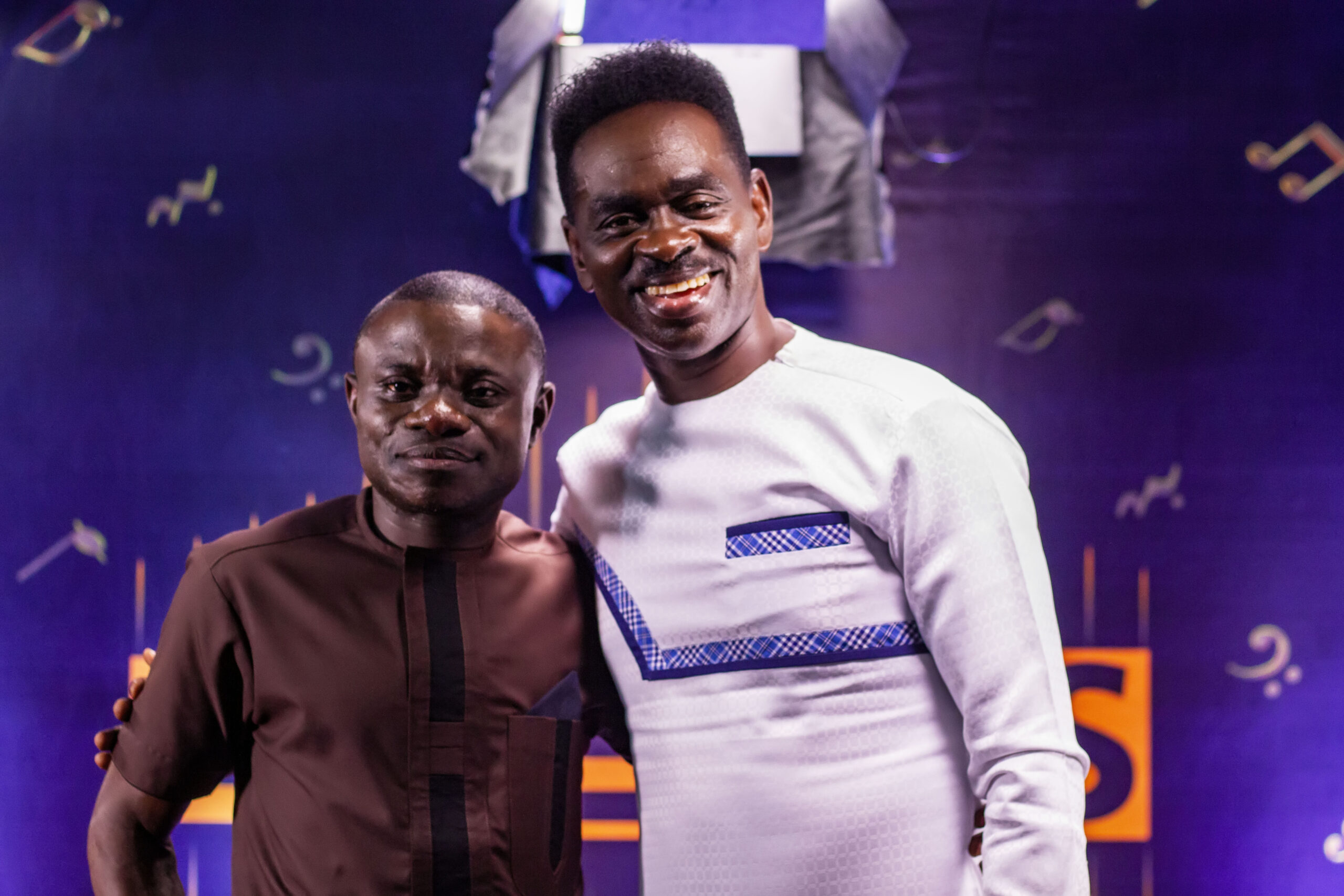 Photo of My son was taken to a cemetery for 'prayers' when I was paralysed — Yaw Sarpong