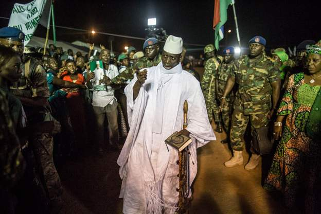 Photo of US Moves To Seize Ex-Gambian Leader's $3.5m Mansion