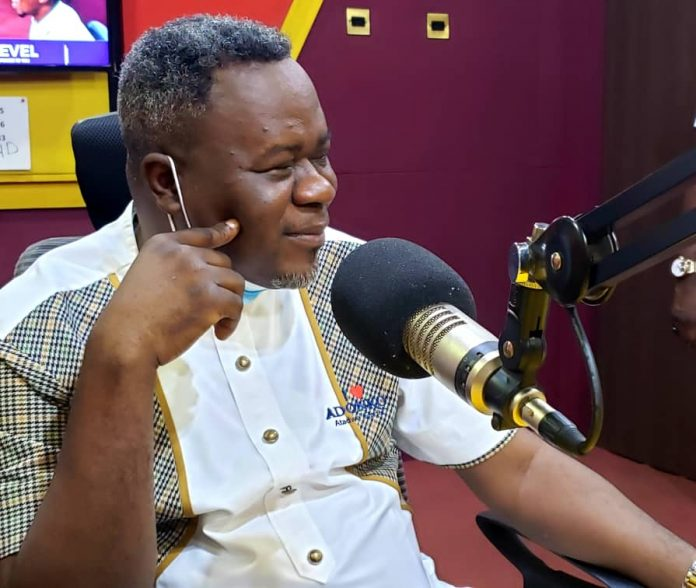 Photo of VIDEO: I Made My First Million After I Began Paying Tithes Faithfully- Dr Oteng