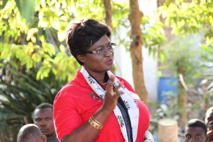 Photo of NDC's Efua Sakyi-Aidoo Condemns Lynching Of 90 Yr-Old Woman; Calls IGP To Act