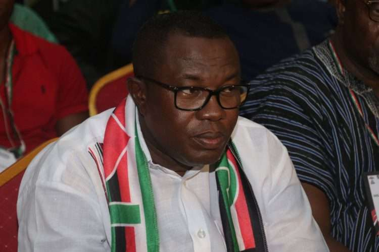 Photo of NDC Chair's Case Adjourned Indefinitely