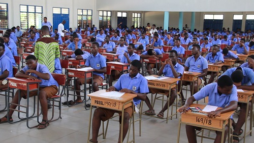 Photo of 2020 WASSCE Begins Today In Ghana