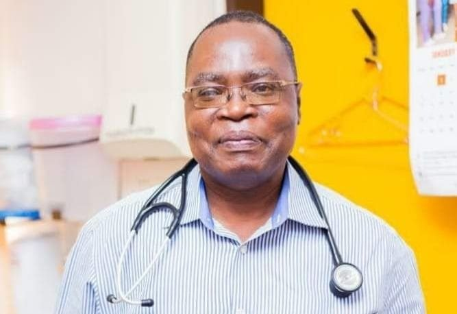 Photo of Another Top Ghanaian Physician, Richard Kisser Dies With Covid-19