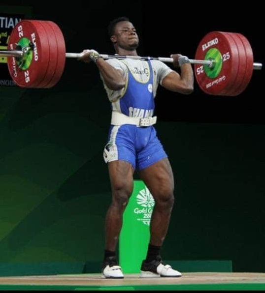 Photo of Ghana To Lose Top Weightlifter Chris Amoah Due To Low Motivation