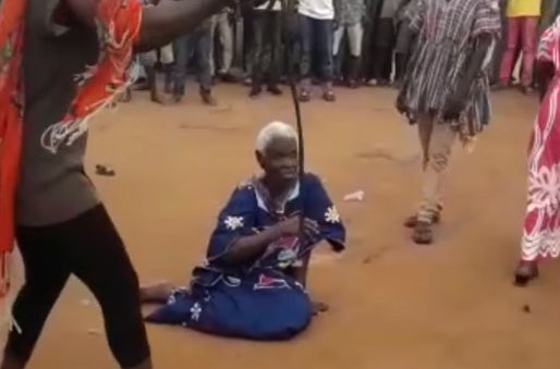 Photo of Lynching Of 90-Year-Old Woman: Police Arrest Kafaba Chief, 13 Others On The Run