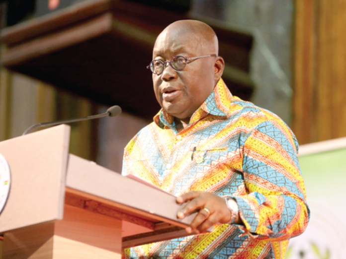 Photo of I've Paid 98% Of Depositors Of Collapsed Banks, Microfinance Companies – Akufo-Addo