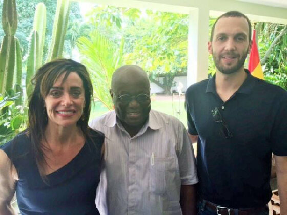 Photo of 'We're On Gov't Payroll' -Akufo-Addo's Dirty Lobbyists & PR Agents Admit