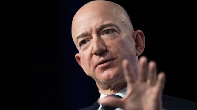Photo of Jeff Bezos now worth a whopping $202 billion