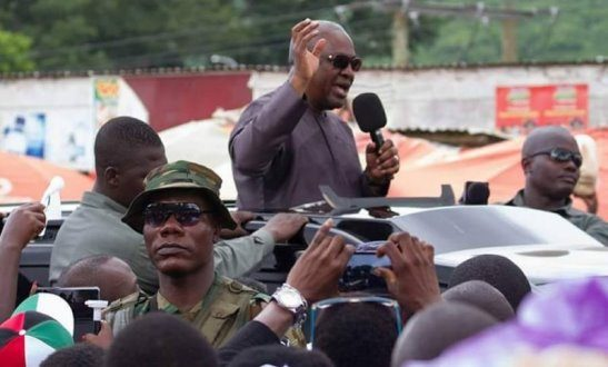 Photo of Mahama Begins Nationwide Tour Today
