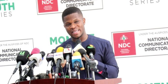 Photo of NDC is committed to creating 1 million jobs for Ghanaians' – Sammy Gyamfi